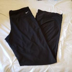 Nike Straight Leg Yoga Pants